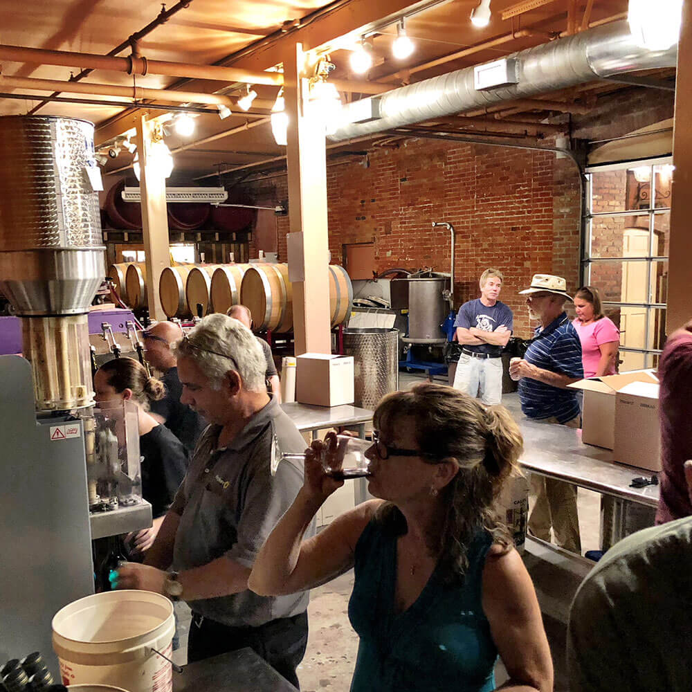 Winemakers of Somerset